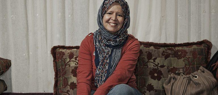 Dankzij hun pleegkind had het islamitische gezin van Nazha vorig jaar een kerstboom