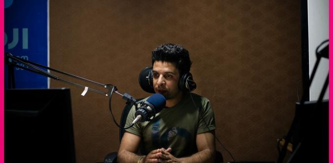Voor het eerst in Kabul: échte liefde op de radio